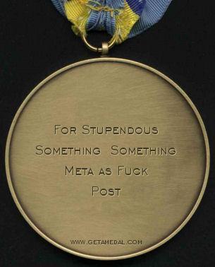 Meta-Medal