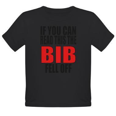 Bib fell off tree