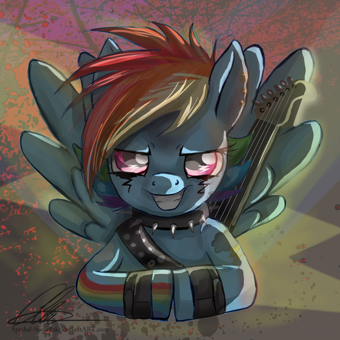 Rocker Dash