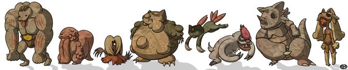 Left 4 Pokémon