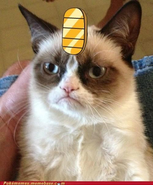 Grumpy Meowth