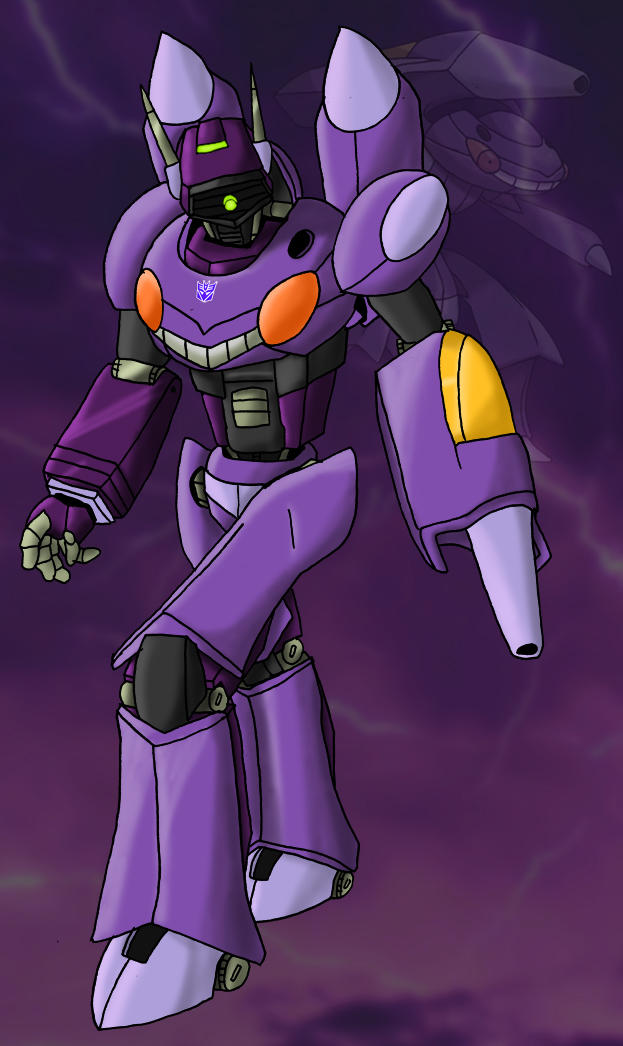 Transformers Pokemon Shockwave