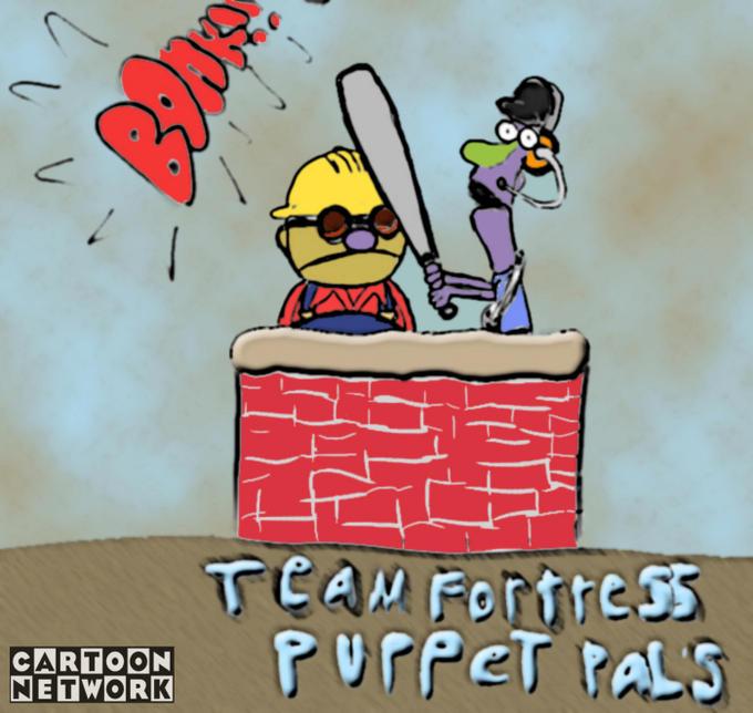 Team Fortress 2 Puppet Pals