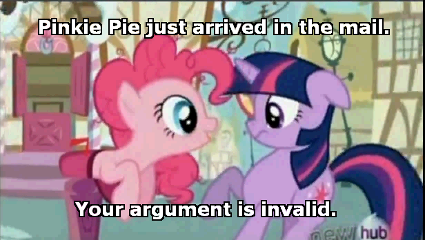 Pinkie In The Mail