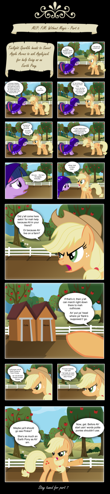 Without Magic - Part 6