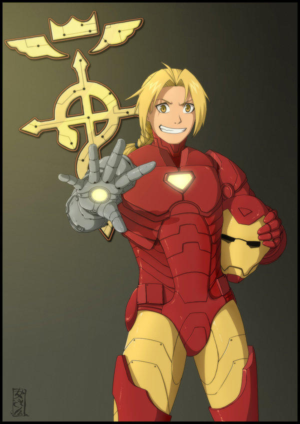Iron Ed