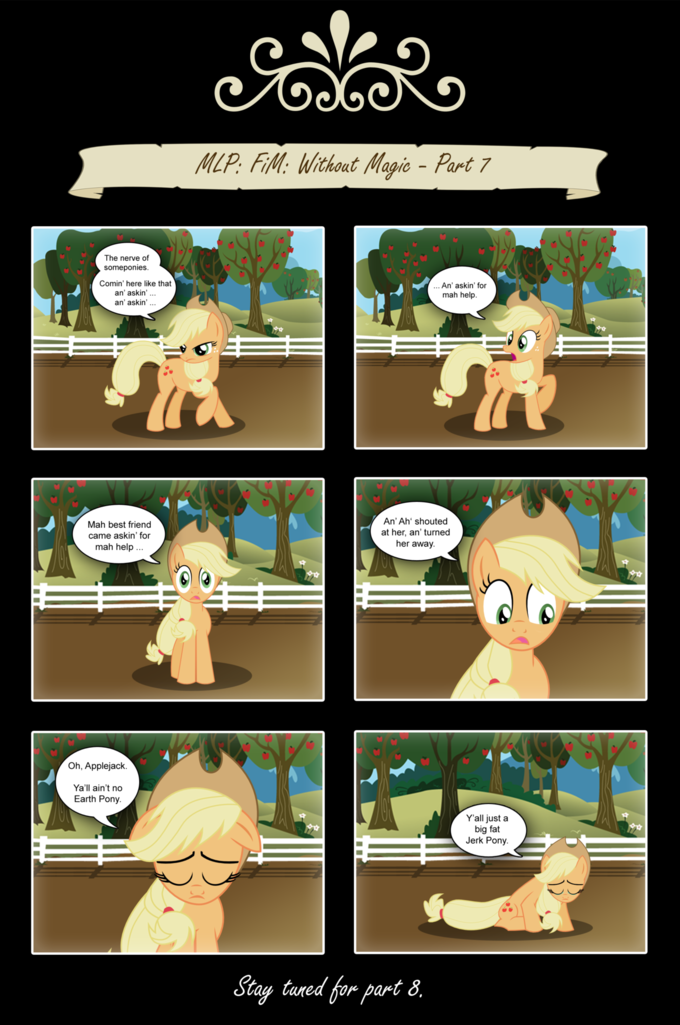 Without Magic - Part 7
