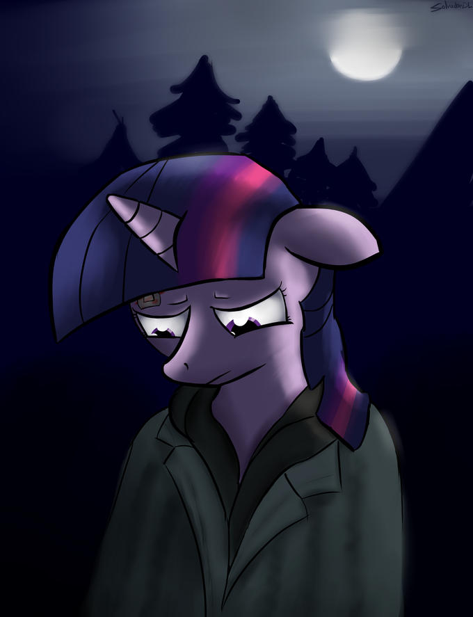 Alan Wake - Twilight Sparkle