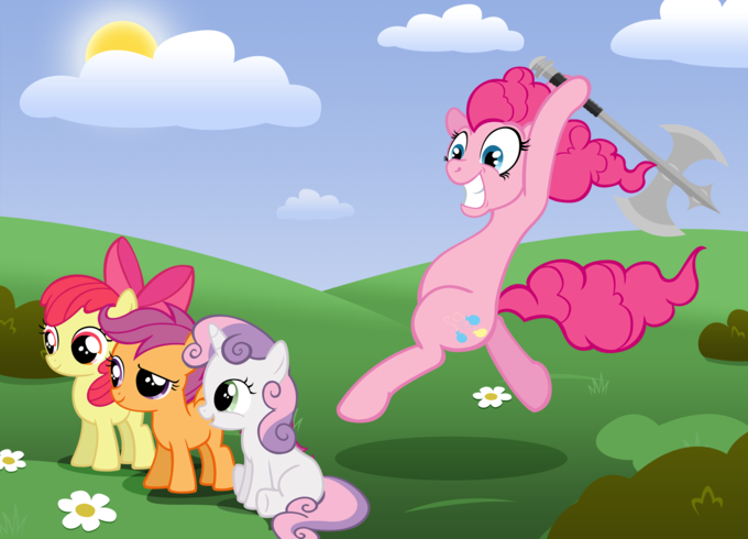 Pinkie's Surprise