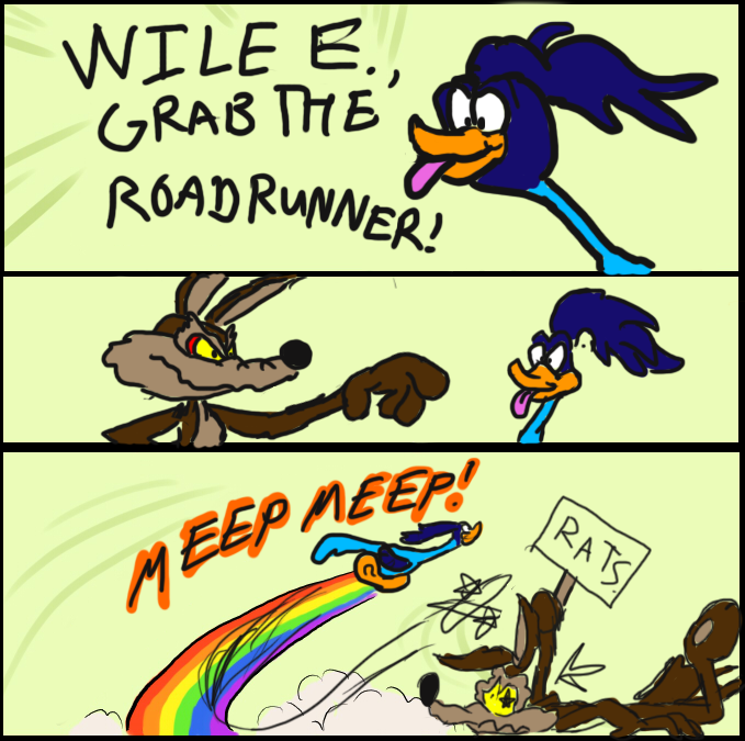 Grab the Roadrunner