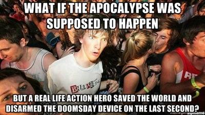 Armageddon averted