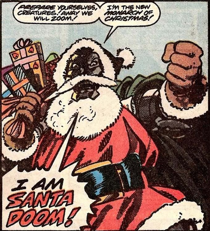 Santa Doom