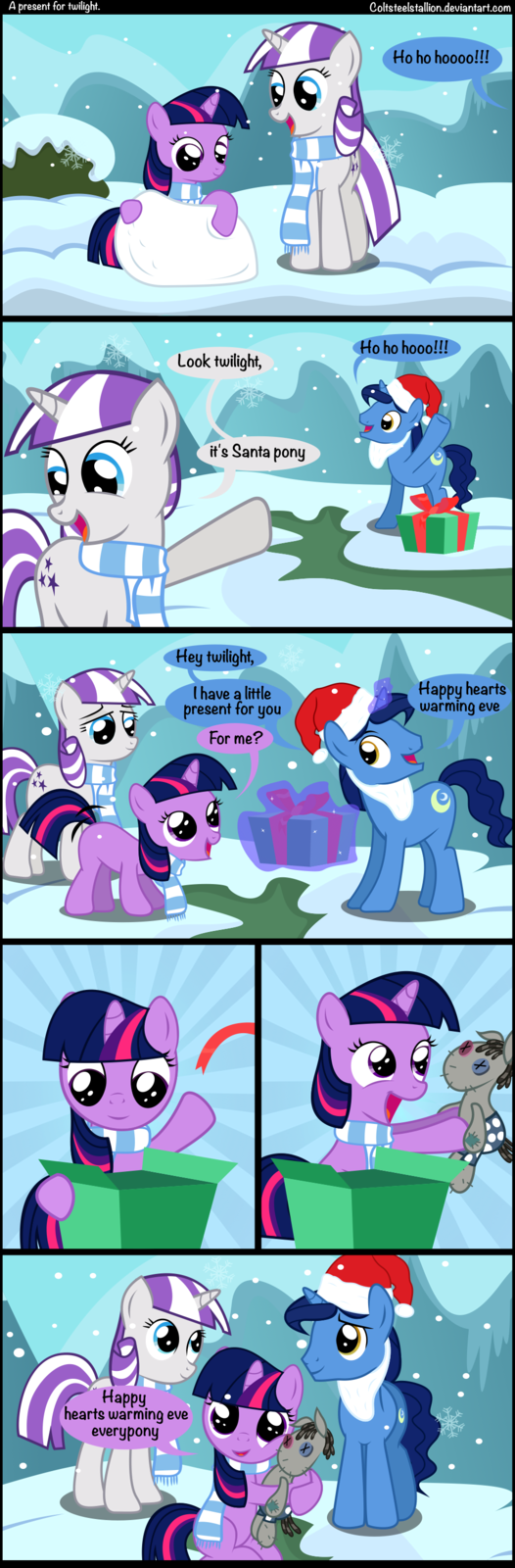 A present for Twilight