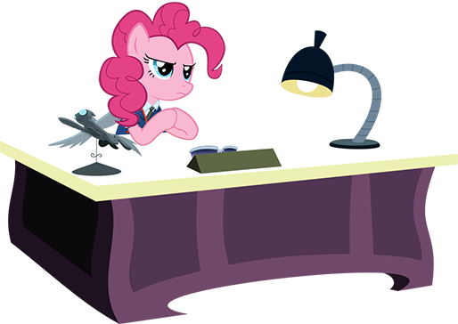 Pinkie Pie's Office