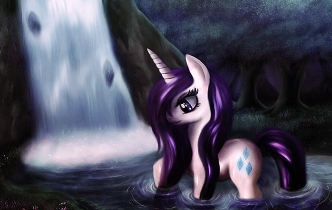 Waterfall Rarity