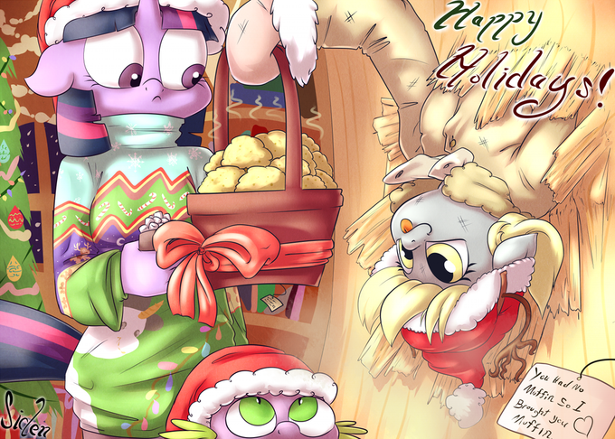 Derpy's Holiday tradition