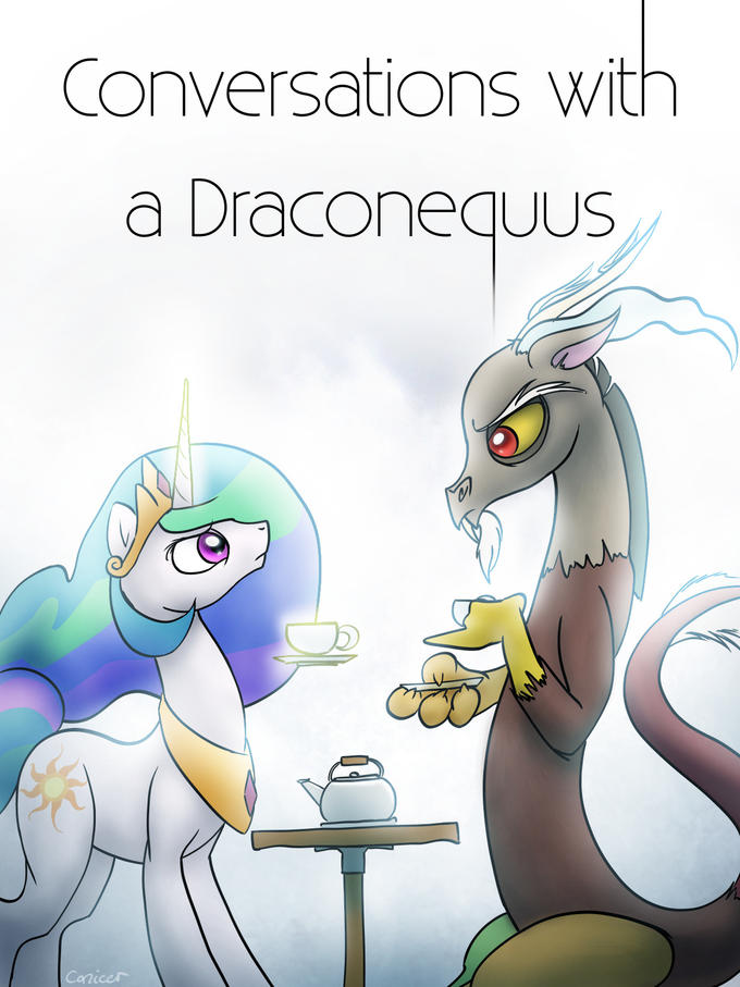 Conversations with a Draconequus