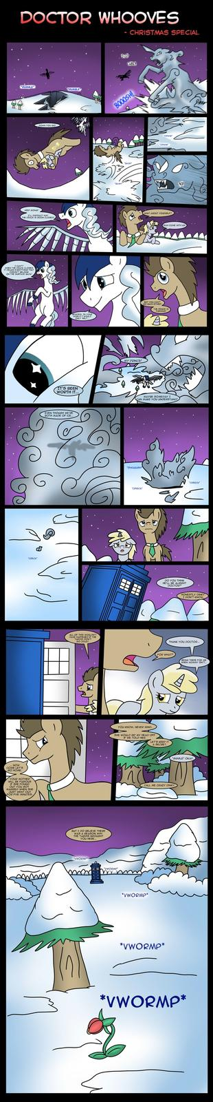 Doctor Whooves - Christmas Special End