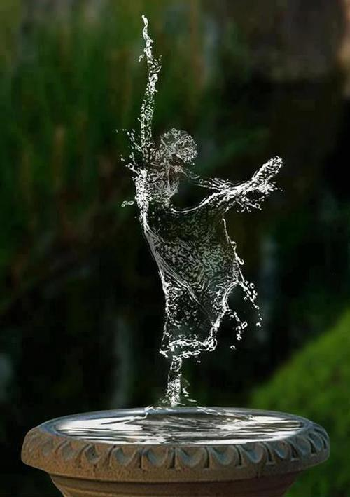 Ballerina Splash