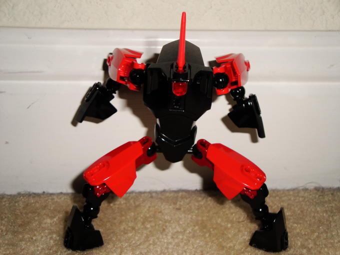 Well, not exactly Bionicle...