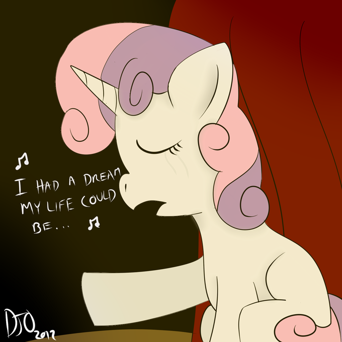 Sweetie Belle's Dream