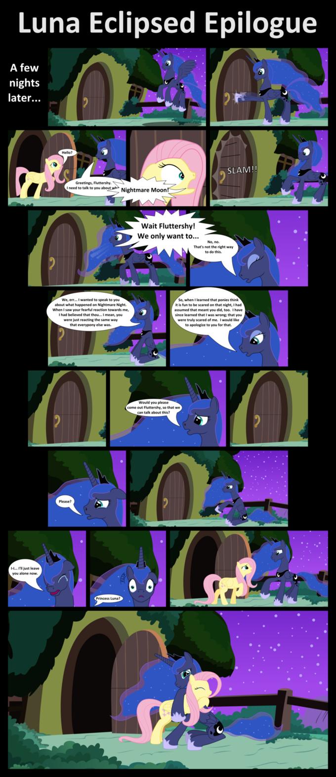 Luna Eclipsed Epilogue
