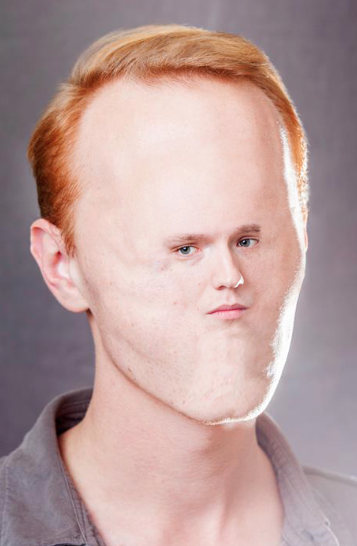 Little Face Ginger
