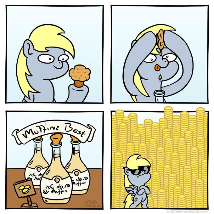 Jus de Muffin