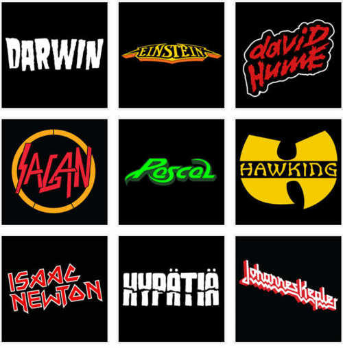 Scientists Band Logos