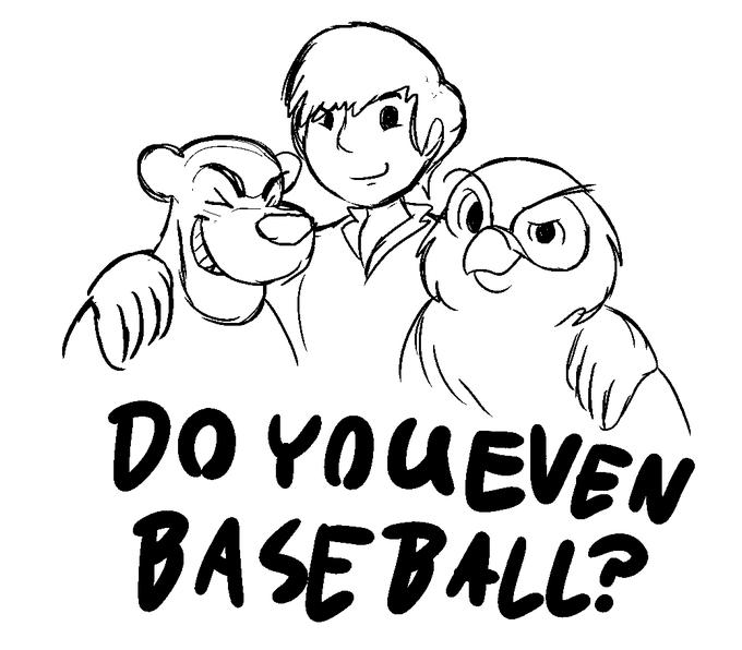 DO YOU EVEN BASEBALL