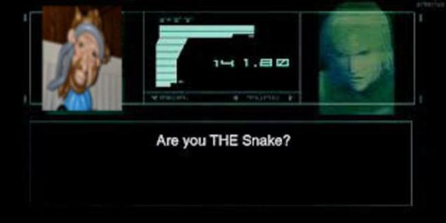 Are you the snake