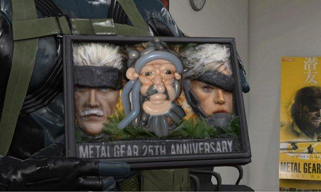 Happy 25th Anniversary to Metal Gear Solid