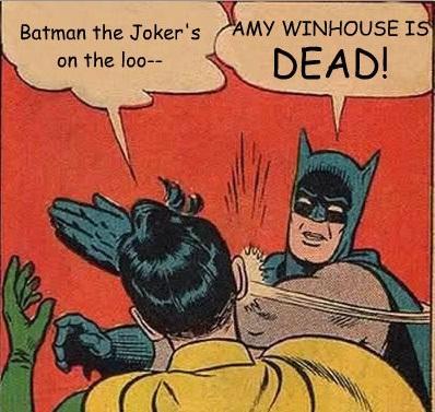 Amy Winehouse is Dead!