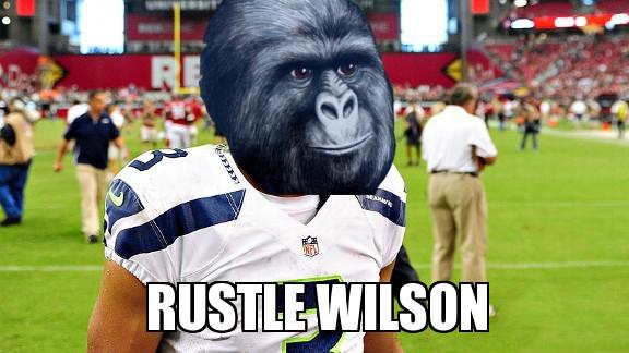 Rustle Wilson