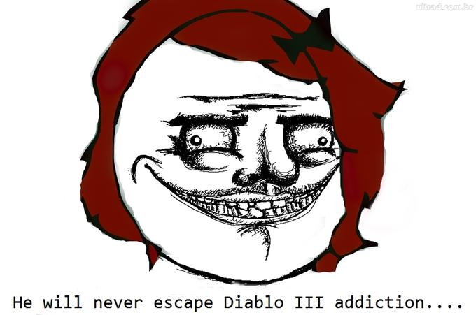 What I thought when i bought diablo III for my bf when I left abroad