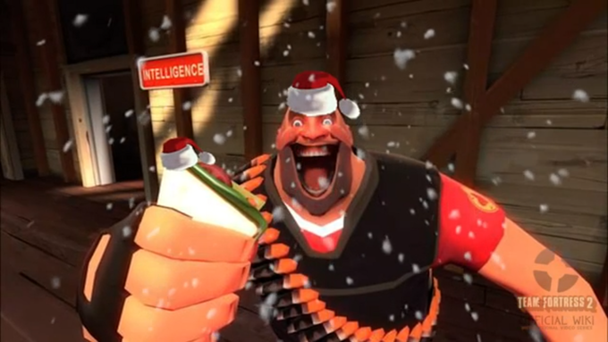 happy Late Christmas From Heavy