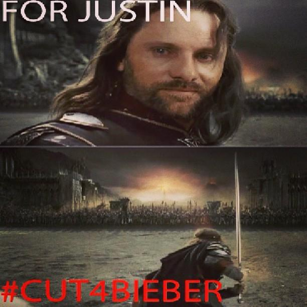 FOR BIEBER !!!11