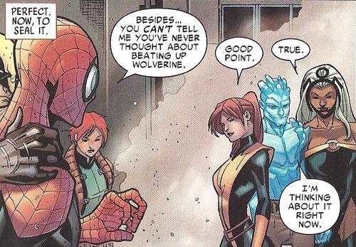 Superior-enough Spider-Man