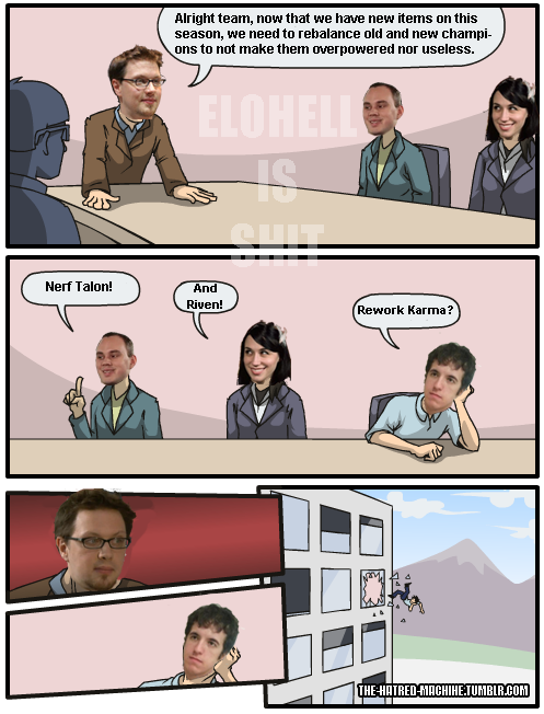 Riot Games Board Meeting