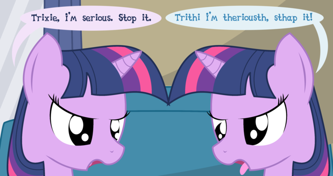 Trixie's Changeling Adventures