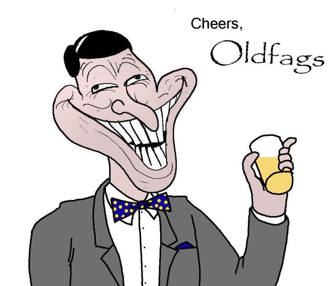 Cheers, Oldfags