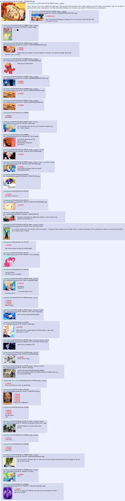 Android #16 has a message for /mlp/