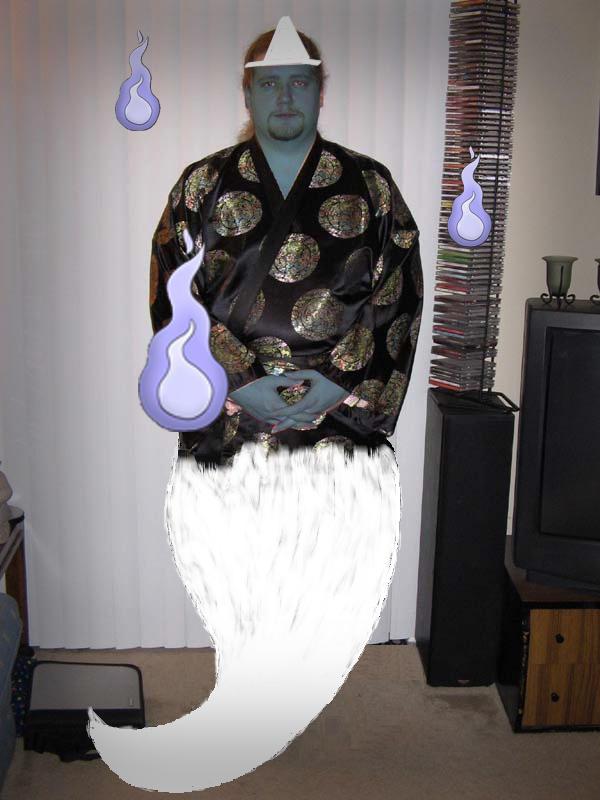 Ken-Sama's ghost