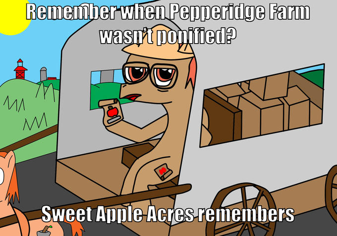 Sweet Apple Acres Remembers