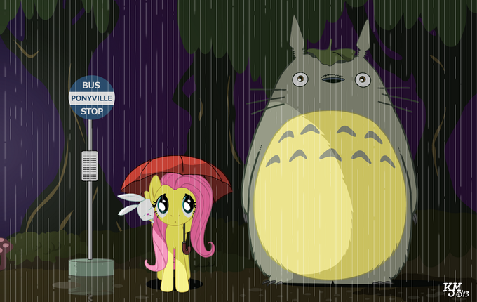 My Neighbor Fluttershy