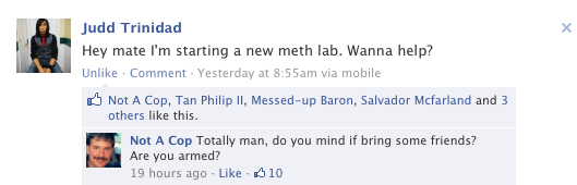 Not A Cop: Breaking Bad Edition