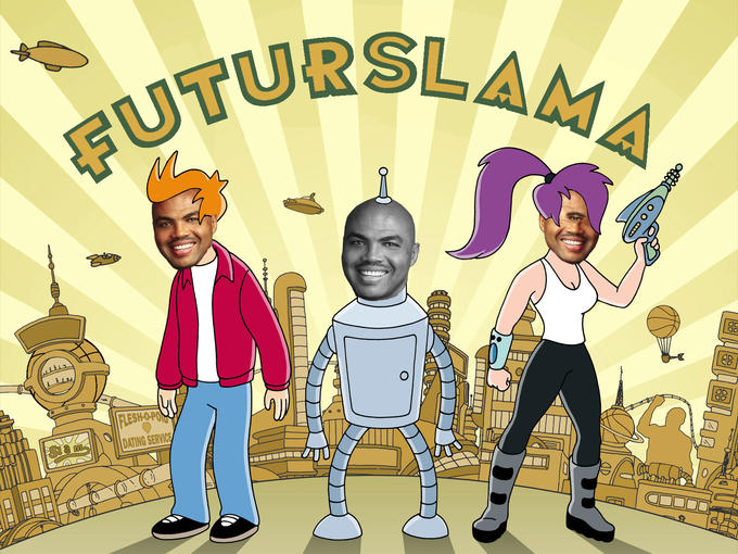 Futurslama - Quad City DJs vs Christopher Tyng