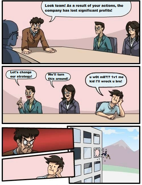 Boardroom Suggestion - Children on the internet