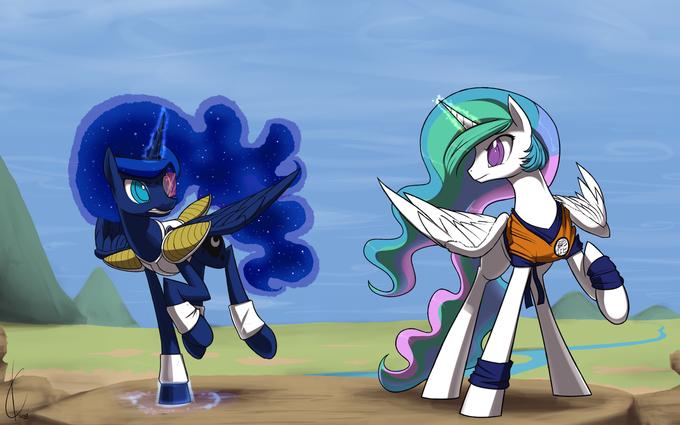 Pony Ball Z