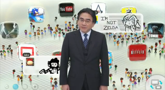 At Nintendo Direct...